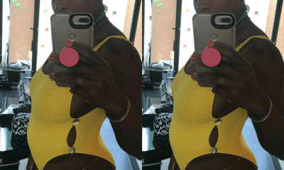 Serena Williams bump