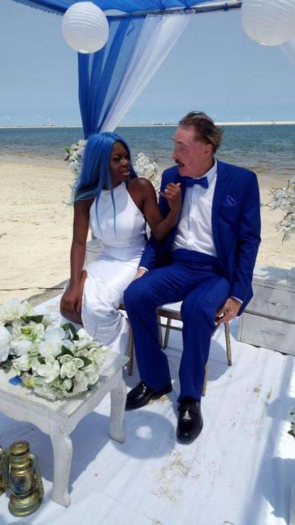 Oniru Beach wedding 2
