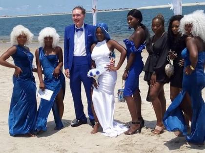 Oniru Beach wedding 3
