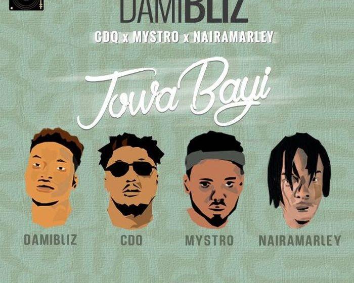 [Music] Damibliz Ft. CDQ x Mystro x Naira Marley – Jowa Bayi