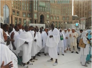 SO SAD! Nigerian Pilgrim Slumps And Dies In Saudi Arabia