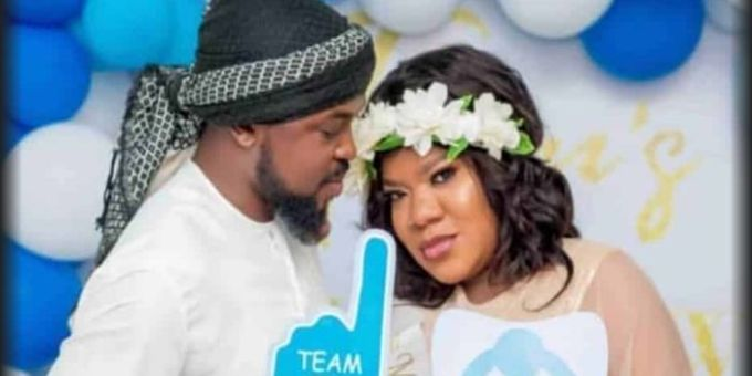 Checkout Beautiful Photos From Toyin Abraham's Baby Shower In Dubai