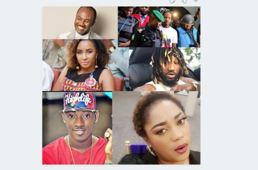 Six Nigerian celebrities who have been to prison