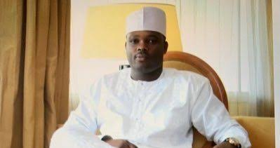 Atiku's son tests negative for COVID -19,After 40 days.
