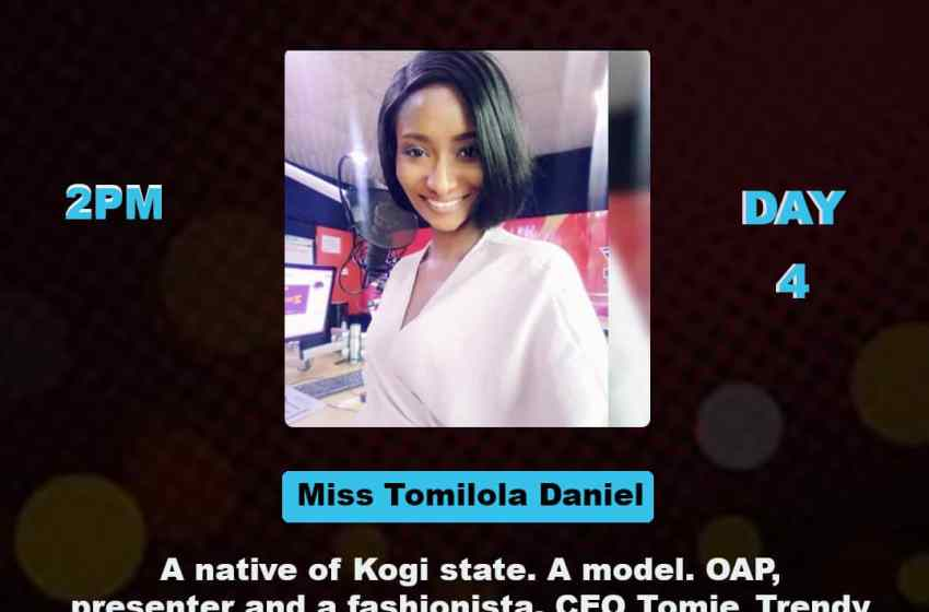 [Eric House]Eric Housemates host miss Tomilola via Live chat