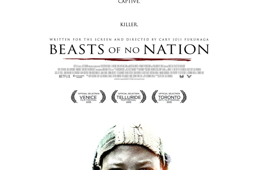 [Movie] Beasts of No Nation