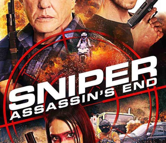 Sniper: Assassin's End (2020) (Movie)