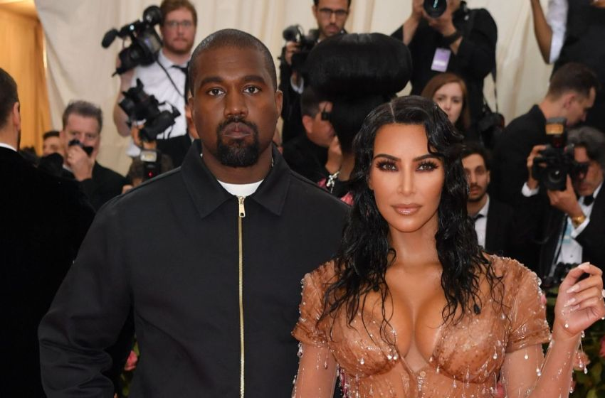 Kanye West says he has been trying to divorce wife Kim Kardashian West