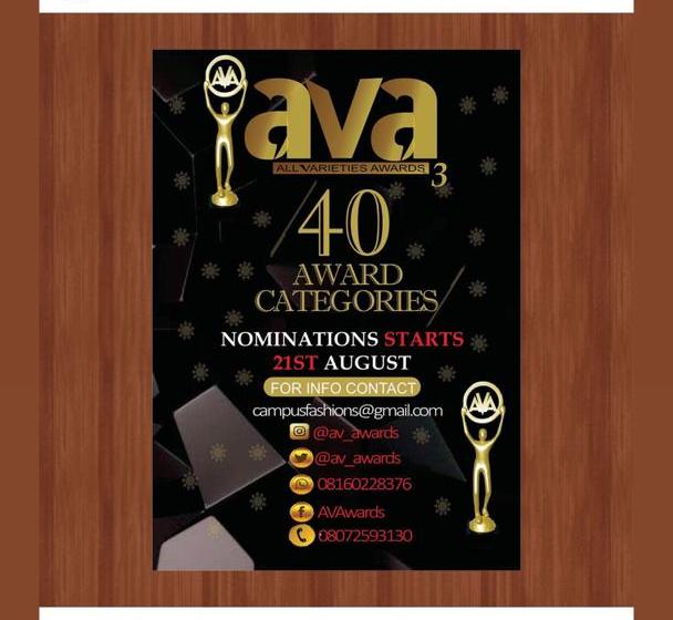 ALL VARIETIES AWARD(AVA) 2020[HOW TO VOTE/NOMINATE]