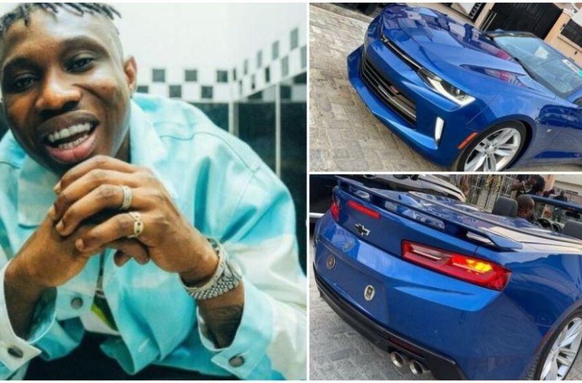 Zlatan Reportedly Buys car Worth 20 Million Naira