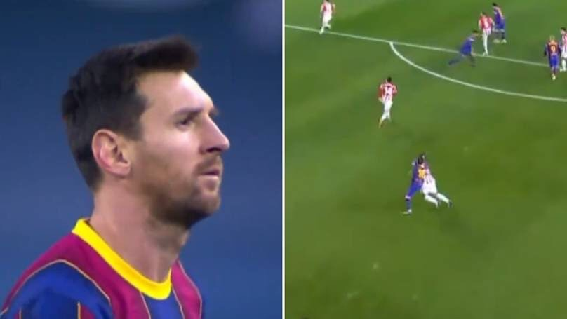 Lionel Messi Faces A Massive 12-Match Ban After Red Card For Hitting Opponent