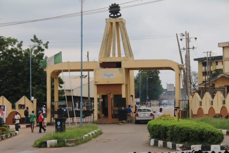 The Polytechnic,Ibadan excludes strike,lecture continues.