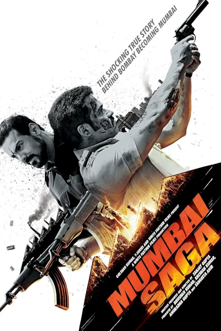 DOWNLOAD MOVIE Mumbai Saga (2021) [Indian]