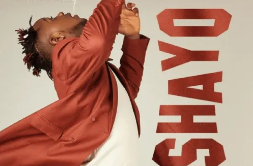 DOWNLOAD Otega – Shayo MP3