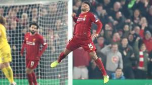 Oxlade-Chamberlain Hits Winner for Liverpool.