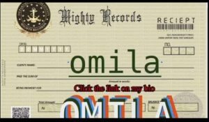 """Duncan Mighty – """"Omila"""""""
