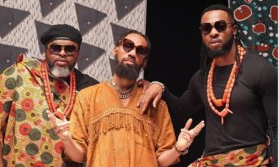 "[VIDEO] Phyno – ""Vibe"" ft. Flavour."