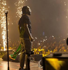 Burna Boy Wins 'Best Africa Act' Award At 2019 MTV EMA's.