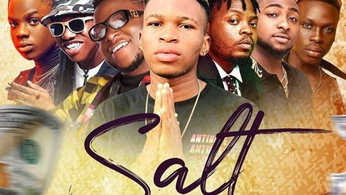 DJ Amour - SALT Mixtape