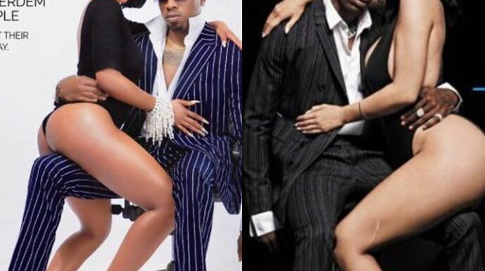 BBN : Fans criticize Mercy & Ike for taking Travis Scott's and Jennifer's pose (photos)