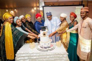 Tinubu Congratulates Buhari on a Job well done
