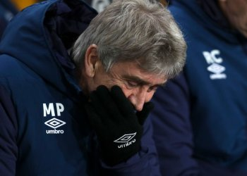 Pellegrini Sacked By Westham After Leicester Defeat