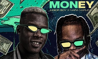 "Junior Boy - ""Money"" ft. Naira Marley."