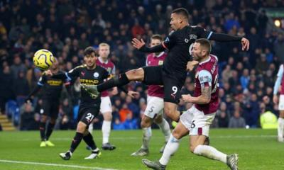 Burnley 1 – 4 Man City [Watch highlight]