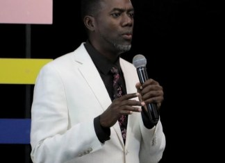 Reno Omokri drinking Alcohol is not a sin