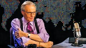 Nigerian celebrities mourn late American broadcaster, Larry King
