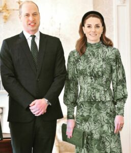 Prince William and Duchess Kate in 'Total Shock' Over Prince Harry and Meghan Markle's Revelations.