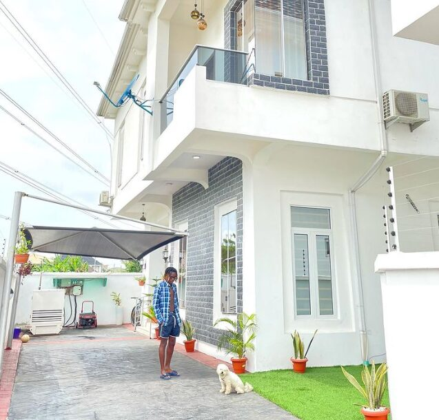 Fireboy DML Acquires A New House