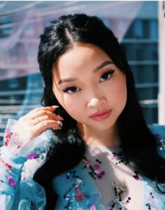Lana Condor Left or Right Handed?