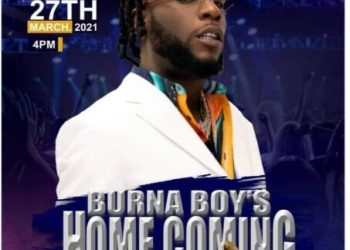 PROPER THING or PRIDE?? Burna Boy Charges Rivers State Gov't N100m For Appearance Fee & Private Jet For His Homecoming Concert