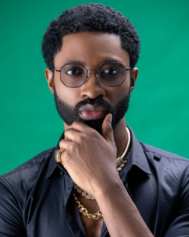 """""""Thanks For Accepting Me, My Queen""""- Ric Hassani  replies Actress Jemima Osunde"""