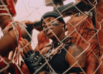 Nigerian Hip-hop singer 'Rema' premiers the music video new single 'BOUNCE'.