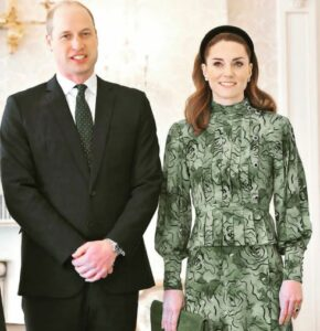 Royal Expert Predicts Reunion Between Harry, Meghan, William and Kate.