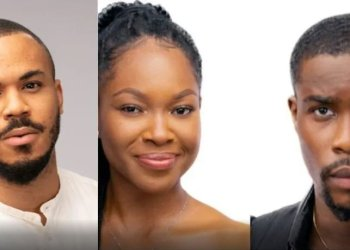 Nigerians React To BBNaija Ozo's Advice After Neo Told Him About Vee's Pregnancy