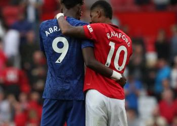 Wow! Tammy Abraham at Manchester United