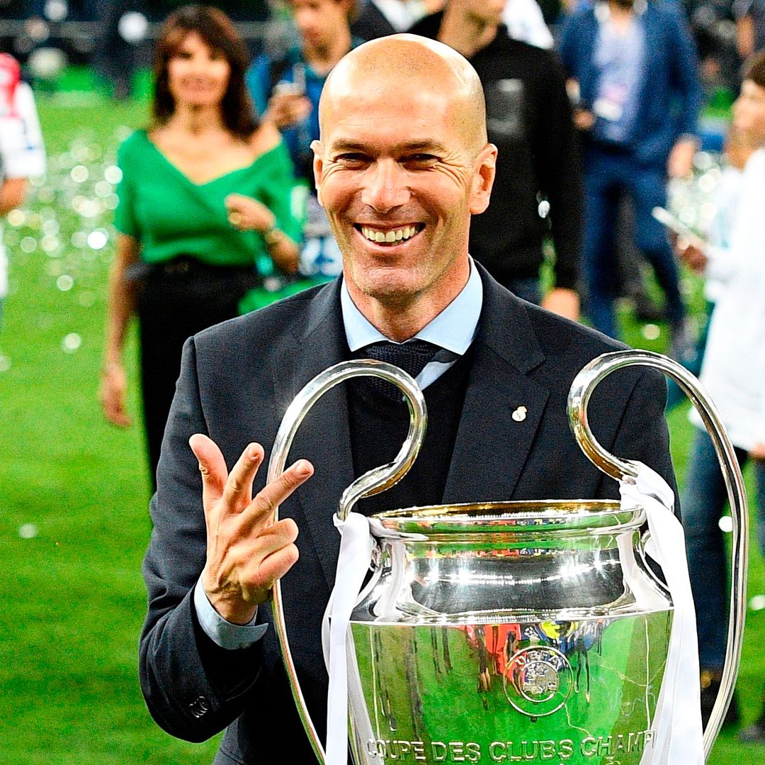 Zenidine Zidane Decides to Leave Real Madrid the Second Time, Club Confirms