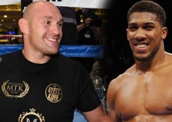 Venue For Anthony Joshua, Fury Fight Announced