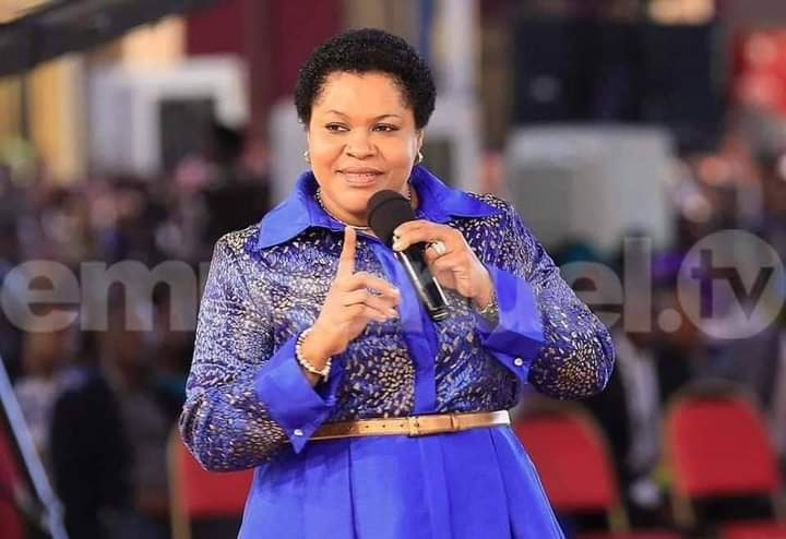'He Left With 3 Powerful Words', Evelyn Wife of TB Joshua Reveals Secret
