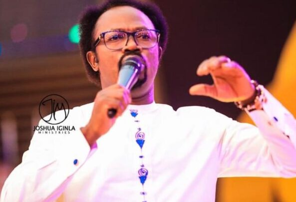 What TB Joshua Said When I Told him He Was Going To Die, Joshua Iginla Says