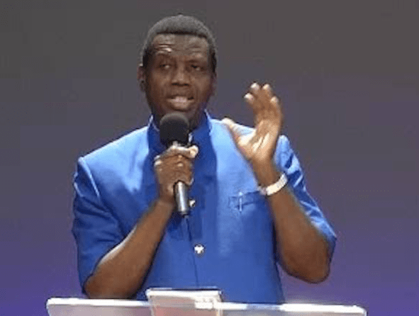 Pastor Adeboye Defies Twitter Ban Because Of UN Charter On Human Rights