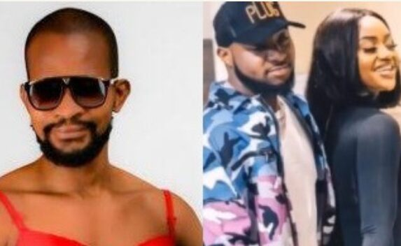 Marry Chioma within 21 Days if you want this prophecy to be fulfilled, Uche Maduagwu Dares Davido