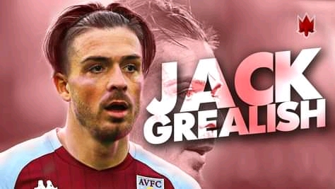 Jack Grealish Linked with a move to Manchester City