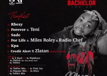 """Rhezy - """"Forever"""" ft. Teni Mp3 Download"""