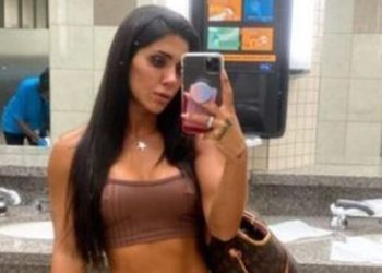 Deniz Saypinar Stopped From Boarding A Plane For Wearing this Dress (+18)