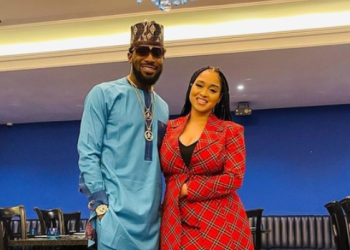 D'banj And His Wife, Lineo Celebrate 5th Wedding Anniversary