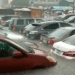 Many Cars Submerged In Lagos Flood Following Heavy Downpour